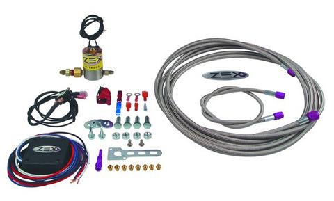 Zex 820281 EFI Diesel Nitrous System Without Bottle 35-200 HP