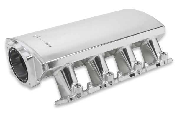 Holley 822101-1 Sniper Low-Profile Sheet Metal Intake Manifold for Chevrolet LS3 L92 6.2L