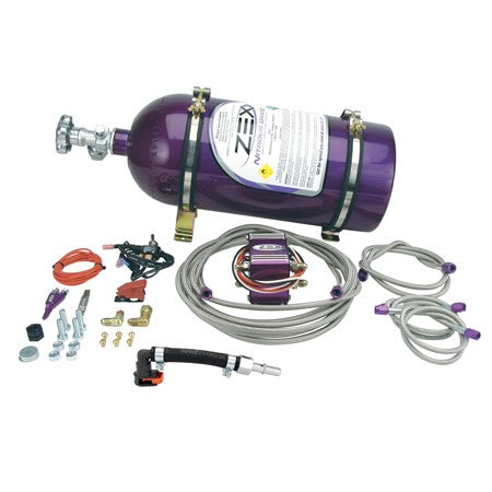 Zex 82241 Grand Cherokee SRT8 Wet Nitrous System 75-125 HP