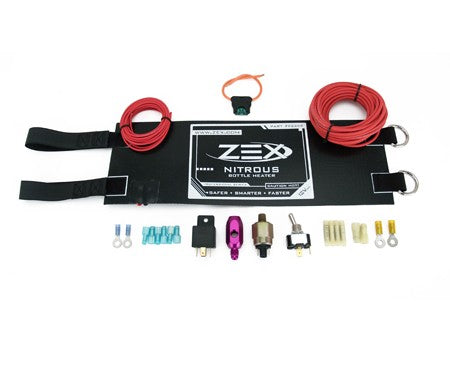 Zex 82369  Adjustable Nitrous Bottle Heater