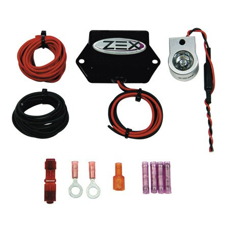 Zex 82370R Machine Gun Purge Module Kit (Red LED)