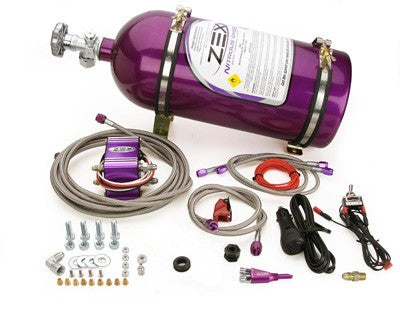 Zex 82380  2010-Current V8 Camaro Wet Nitrous System 75-175 HP