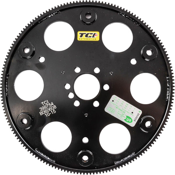 TCI 399753 168-tooth SFI Flexplate for GM Chevrolet LS1 LS2 LS6 LS3 LS7 4.8 5.3 5.7 6.0  Engines