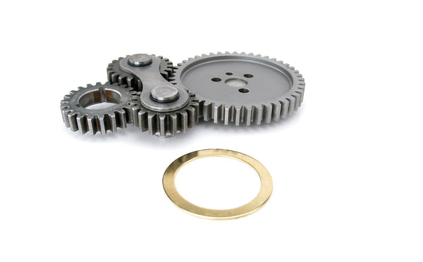 Comp Cams 4100 Gear Drive Timing Set for Chevrolet Small Block Engines with Flat Tappet Camshafts