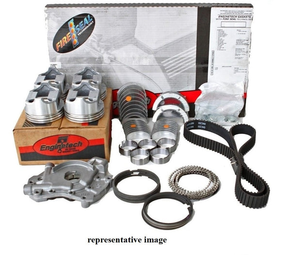 "Enginetech RCF121CP Engine Rebuild Kit for 2000-2002 Ford Focus 2.0L SOHC VIN ""P"""