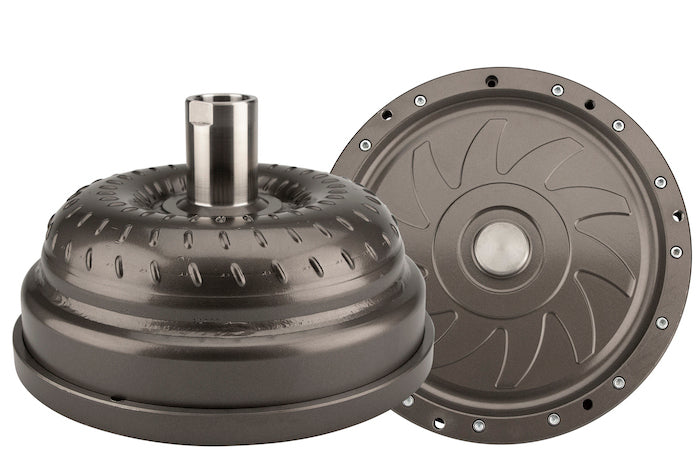 TCI 242950 Triple-Disc Bolt-Together Torque Converter for GM 4L80E