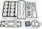 Enginetech C5.7-A Full Gasket Set for 1996-2002 Chevrolet GM 5.7L 350 Vortec Engines