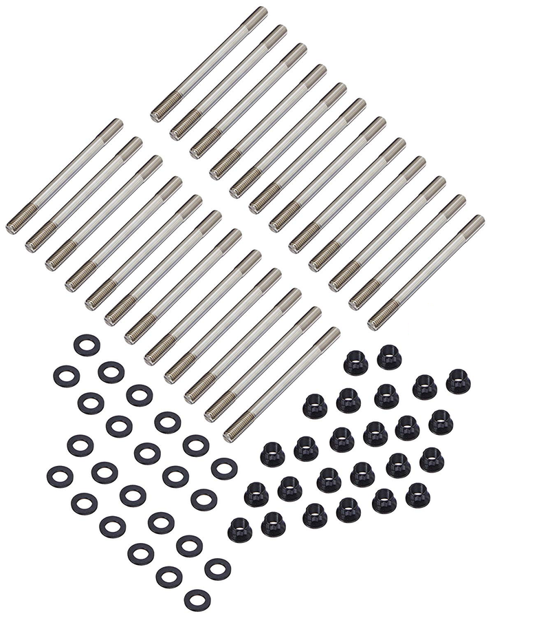 ARP 247-4204 Age 625+ Cylinder Head Studs Kit for 1998.5-current Dodge Cummins Diesel 5.9L 6.7L 24V Engines