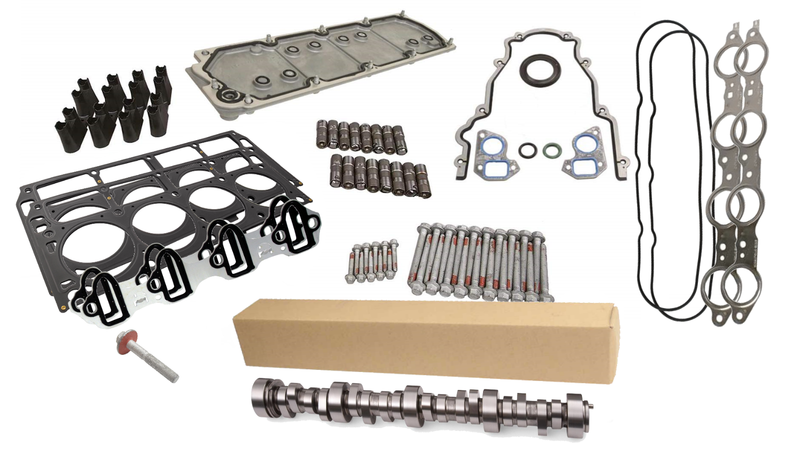 "AFM DOD Delete Kit for 2005-2006 GM Chevrolet Hummer Saab 5.3L Vin Code ""M"""