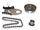 Enginetech TS704 Non-VVT Timing Chain Set for 2005-2010 Chrysler Dodge Jeep 5.7L 6.1L Hemi Engines