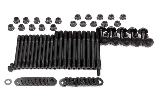 "ARP Bolts 200-2412 Dominator with 1//2/"" or 1/"" spacer carb stud kit"