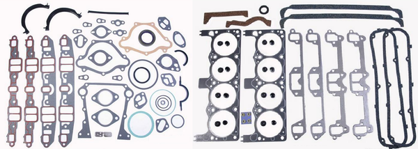 Enginetech CR318-29 Engine Gasket Set for 1970-1989 Chrysler Dodge 318 5.2L