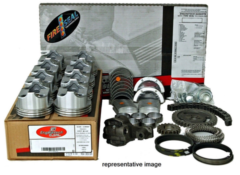 Enginetech RCO403 Engine Rebuild Kit 1977-1979 Oldsmobile 6.6L 403 Car Engines