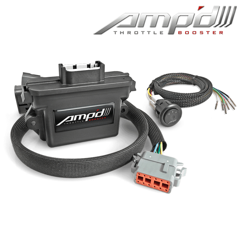Diablosport 38862 Amp'd Throttle Booster for Dodge Truck & Car
