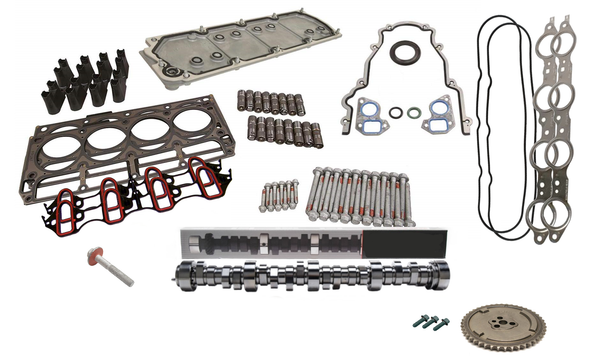 AFM DOD Delete Kit with Truck Torque Towing Camshaft for 2006-2009 5.3L Chevrolet GMC Truck SUV