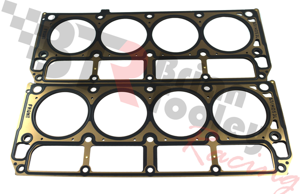 Brian Tooley Racing BTR LS1/LS6 MLS Cylinder Head Gaskets Set - Like GM 12589226