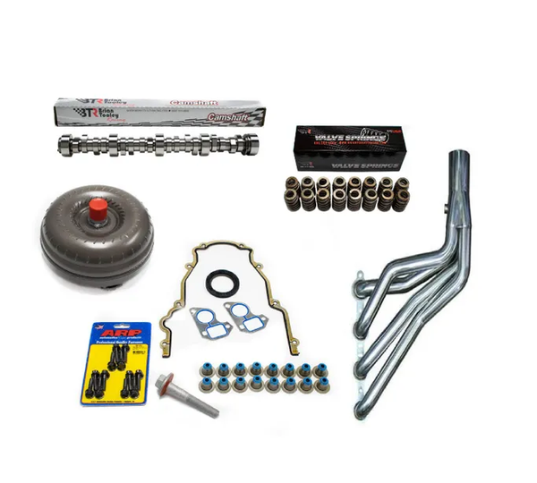 "Brian Tooley Racing ""Truck Yeah"" Package for 1999-2006 Chevrolet GMC 4.8L 5.3L 6.0L Trucks"