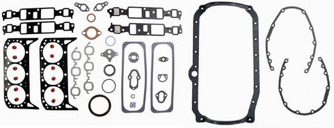 EngineTech C262-41 Full Gasket Set for 1986-1993 Chevrolet GMC 4.3L Car Truck