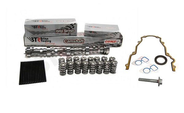 Brian Tooley Racing 32231124 Stage 1 Twin Turbo Camshaft Kit for 1997+ Chevrolet Gen III IV LS