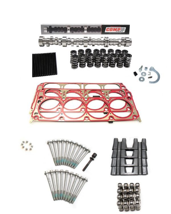 Stage 2 Active Fuel Management AFM DOD Disable Kit for GM Gen V LT1 6.2L Engines