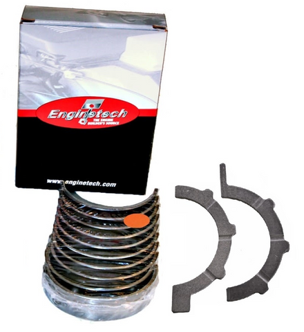 Enginetech BC115J Main Bearing Set for Chrysler Dodge Jeep Hemi 5.7L 6.1L Engines