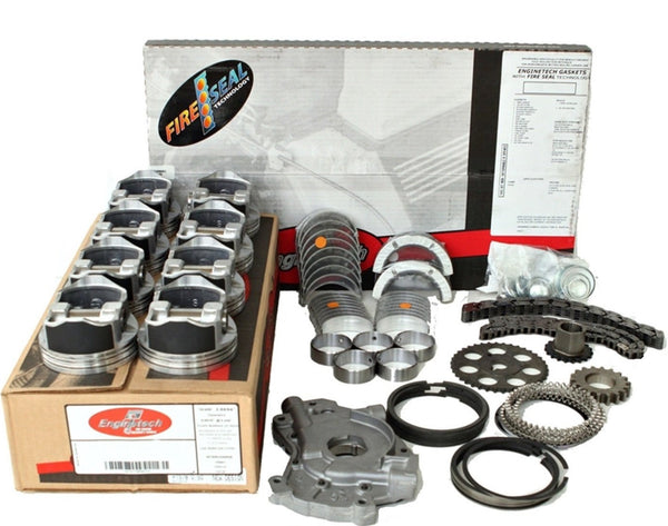 Enginetech RCCR345BP Engine Rebuild Kit for 2003-2008 Dodge Ram 5.7L 345 Hemi Engines