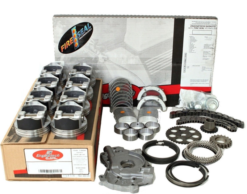Enginetech RCCR345XP Engine Rebuild Kit for 2009-2015 Dodge Ram 5.7L Hemi Engines