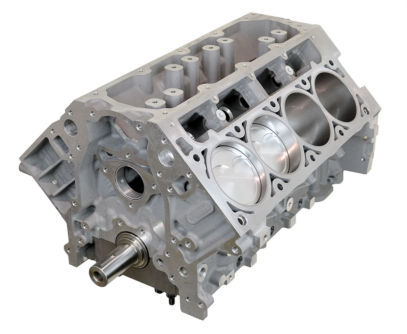 AMS Racing 416 CI LSA Stroker Forged Short Block