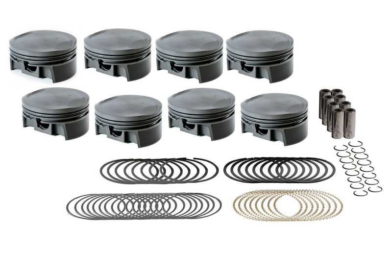 Mahle PowerPak 4032 Forged Drop-In Pistons Set for Chrysler Dodge Jeep 6.4L (Stock Stroke)