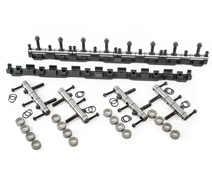Brian Tooley BTR Shaft Rocker Kit for 1997+ Chevrolet Gen III LS 4.8L 5.3L 5.7L 6.0L LS1 LS6 LS2 LS3 LQ4 LQ9