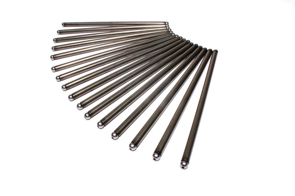 "COMP Cams 7808-16 High Energy 5/16"" 7.205"" Length Pushrods Set for Small Block Chevrolet with OE Hydraulic Roller Camshaft"