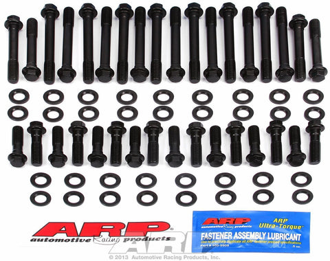 ARP 134-3601 SBC CHEVY 305 350 383 400 CYLINDER HEAD HEX BOLT KIT