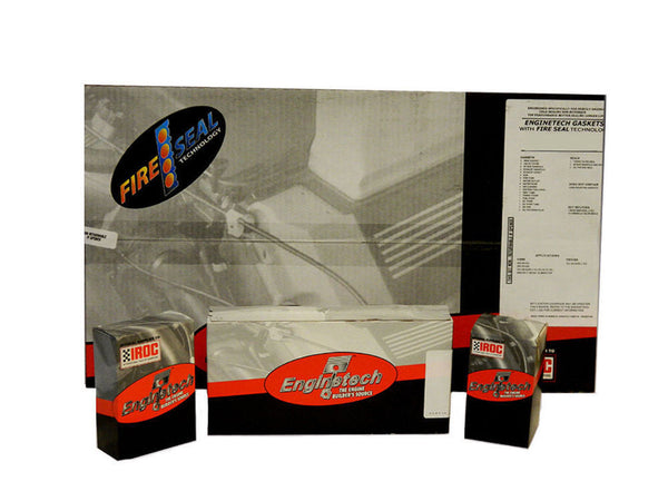 Enginetech RMCR440B Engine Re-Main Re-Ring Overhaul Kit for 1966-1974 Chrysler Mopar 440 7.2L