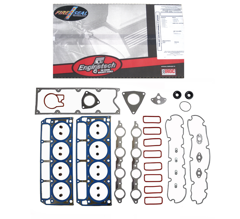 Enginetech C346HS-A Cylinder Head Gasket Set for 1999-2001 Chevrolet Pontiac 5.7L LS1 LS6