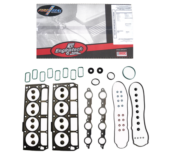 Enginetech C379HS-A Cylinder Head Gasket Set for Chevrolet LS3 L99 6.2L