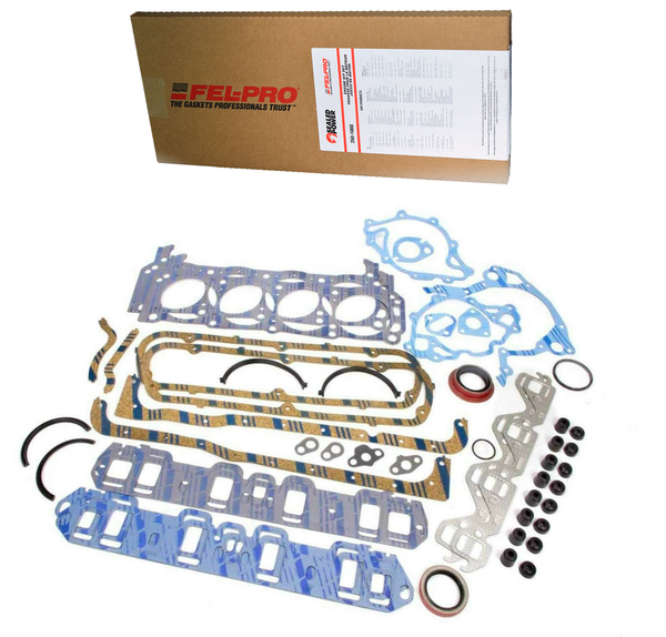 Fel Pro Sealed Power 260-1125 Full Overhaul Gasket Set for 1962-1982 Ford 289 302 5.0L Windsor