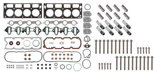 AFM DOD Top End Replacement Kit w/ AC Delco AFM Lifters for 2006-2014 Chevrolet GM 5.3L Engines