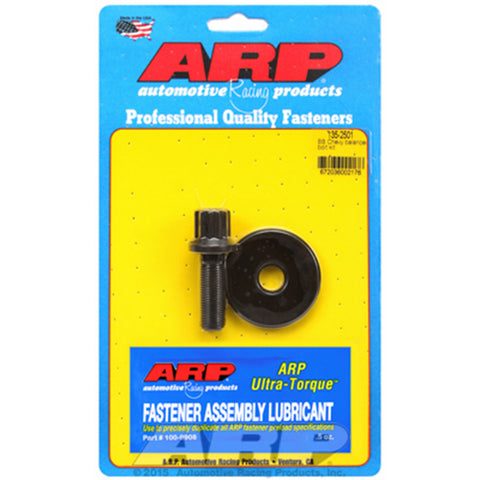 ARP 135-2501 Hardened Balancer Bolt Kit for Chevrolet Big Block 396 427 454 502 Engines