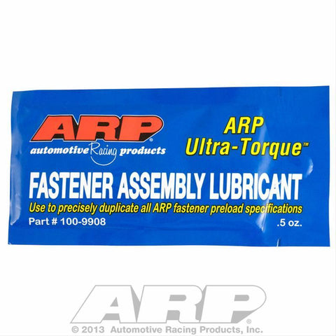 ARP 100-9908 ULTRA TORQUE ASSEMBLY LUBE LUBRICANT .5 OZ