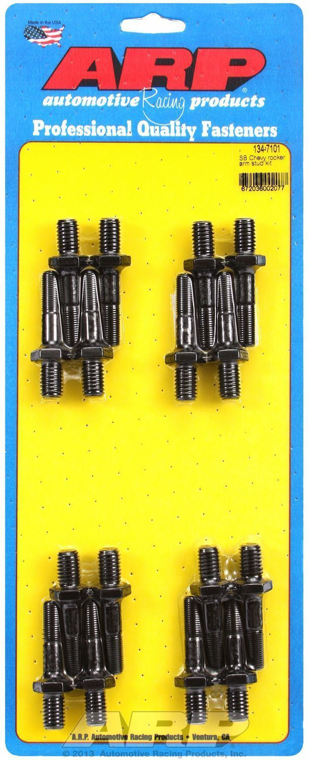 "ARP 134-7101 3/8"" Rocker Arms Stud Kit for Small Block Engines"