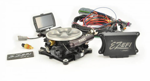 FAST 30227-06KIT EZ EFI Self Tuning Fuel Injection System with Inline Fuel  Pump