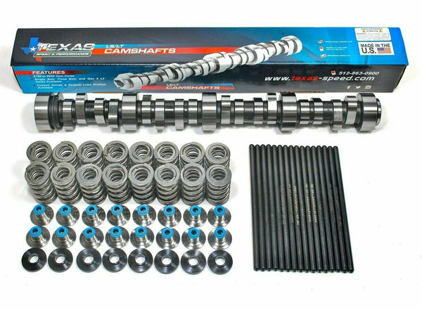 Texas Speed BFD Chop Monster LS3 Camshaft Kit for Camaro Corvette 6.2L