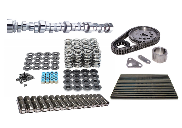 Comp Cams 54-448-11 XFI XER 3-Bolt Camshaft Kit for Chevrolet Gen III IV LS .605/.609 Lift