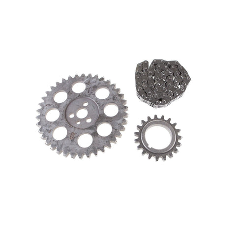 Enginetech TS501 Stock Replacement Timing Chain Set for Chevrolet Big Block  396-454 Engines with Flat Tappet Camshafts
