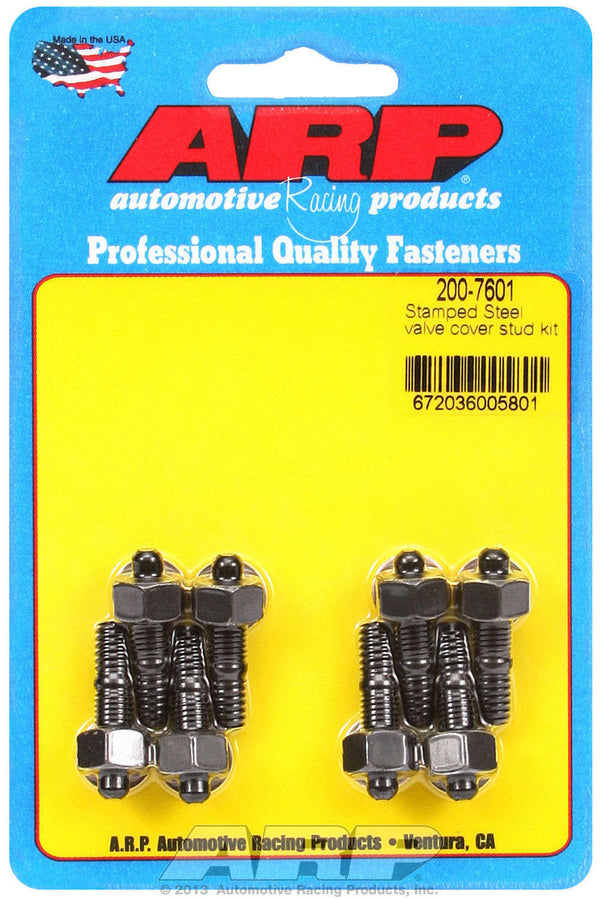 "ARP 200-7601 VALVE COVER STUD KIT 1/4"" -20 THREAD"