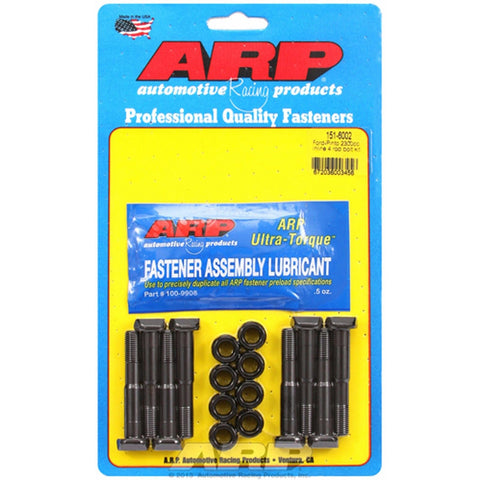 ARP 151-6002 FORD PINTO 2300CC INLINE 4 CONNECTING ROD BOLT KIT