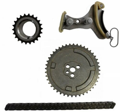 1 to 3 Bolt Conversion Timing Chain & Gear Set w Tensioner - Chevrolet Gen IV LS