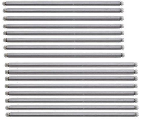 Enginetech EPR652 EPR653 Stock Replacement Pushrods Set for 2003-2008 Chrysler Dodge Jeep 5.7L Engines
