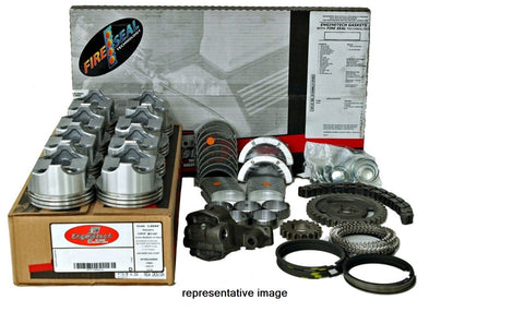 Enginetech RCF302C Engine Rebuild Kit for 1977-1983 Ford 5.0L 302 Car Truck EX High Output