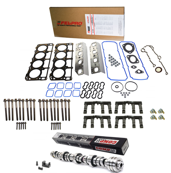 "AMS Racing ""Low Lift"" Performance MDS Delete Kit for 2009 + Chrysler Dodge Jeep 5.7L Hemi w/ VVT"